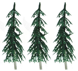 Evergreen Tree - Small