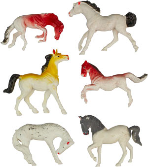 Small Horses - Assorted