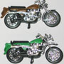 Motorcycles - Assorted