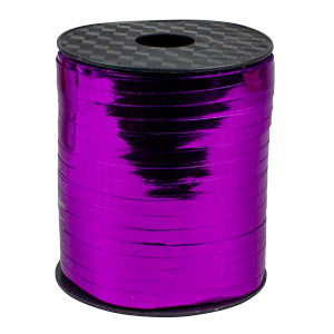 Shiny Curling Ribbon - Purple