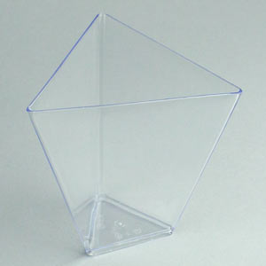Disposable Cups - Tall Triangle Cup