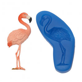 Flamingo Silicone Mold