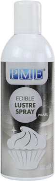 Large PME Lustre Spray - Pearl (400 ml)