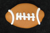 Football Royal Icing