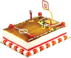 Product Detail Basketball Cake Kit