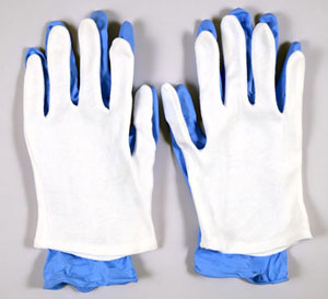 Gloves - Small (for Isomalt)