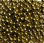 Gold Dragees #1 - 1 Lb. (4 mm)