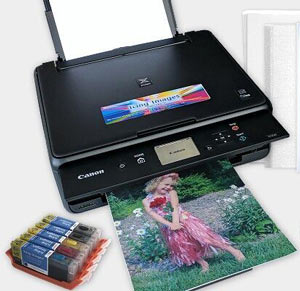 Spectra Stand Alone Scanner/Printer System