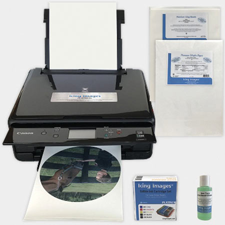 Platinum Stand Alone Scanner/Printer System