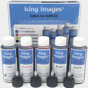 Refill Ink Set - Icing Images