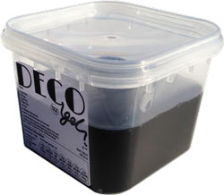 Decogel - 8 Oz - Black