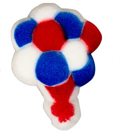 Red, White & Blue Balloons